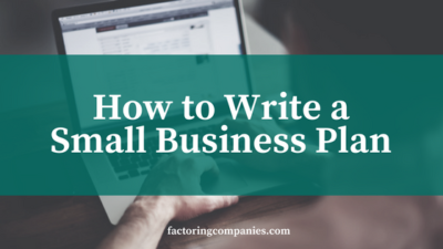 How to Write Small Business Plan